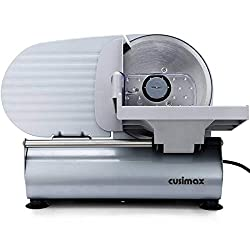 Cusimax 200W Electric Meat Slicer Review