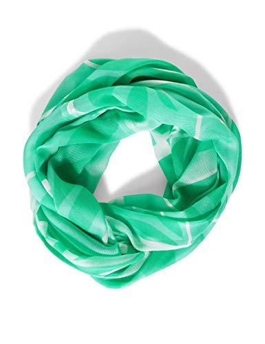 Street One Damen Loop Modal Mode-Schal, Yucca Green, A