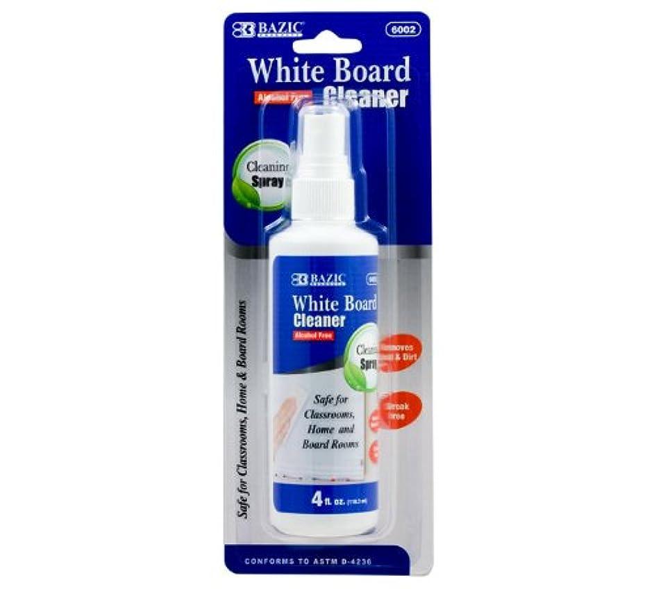 BAZIC 4 Oz. White Board Cleaner, Case of 72
