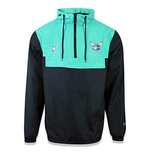 JAQUETA WINDBREAK CHARLOTTE HORNETS NBA NEW ERA