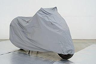 Motorrad Abdeckplane Haube Garage wasserdicht kompatibel mit BMW F 800 GS 30 Years mit Koffer