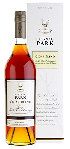 Cognac Park CIGAR BLEND Vieille Fine Champagne 40% - 700 ml in Giftbox