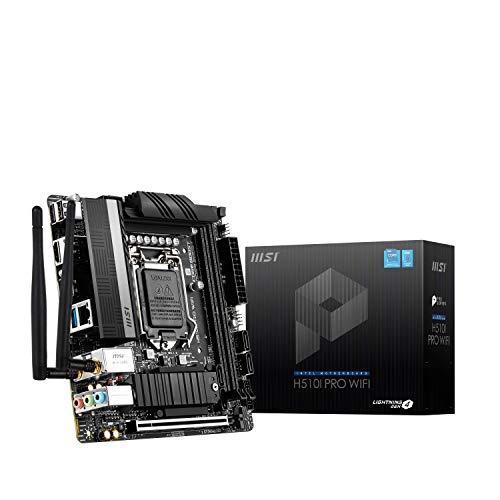 MSI - H510I Pro WiFi Placa Base