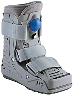 United Ortho 360 Air Walker Ankle Fracture Boot - Large, Grey