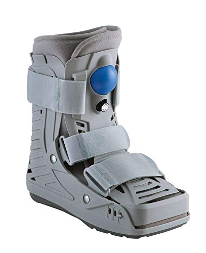 United Ortho 360 Air Walker Ankle Fracture Boot - x Small, Grey