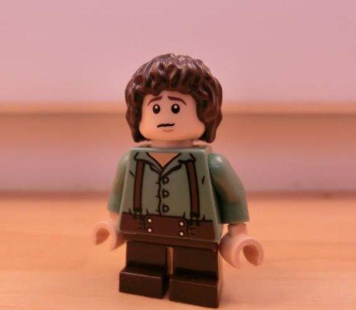 LEGO Figur Herr der Ringe Frodo (lor002) Lord of Rings