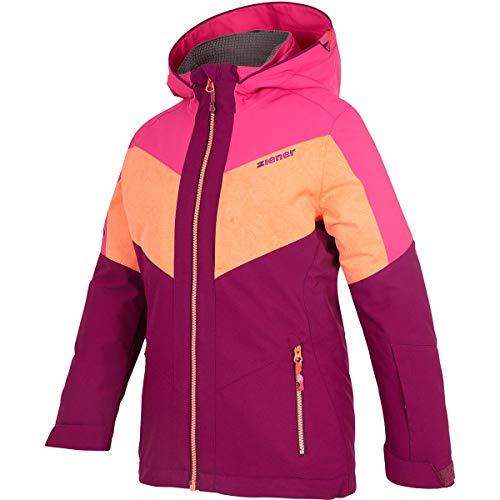 Ziener Kinder Axtera Jacke Skijacke Wintersport Jacke