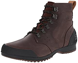 Sorel Ankeny Mid Hike, Mens Boots, Brown (Tobacco/Black 256), 10.5 UK (B00HQKDOSC) | Amazon price tracker / tracking, Amazon price history charts, Amazon price watches, Amazon price drop alerts