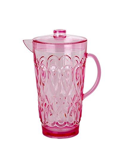 Rice Krug Acryl pink