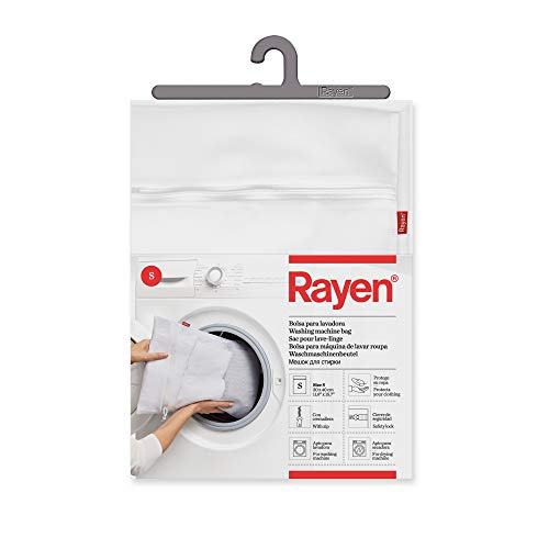アントレックス Rayen ウォッシング BAG S ホワイト シロ W8×D1cm×29cm 洗濯ネット セット使い分け 乾燥機 セーフティロック 守る 126652