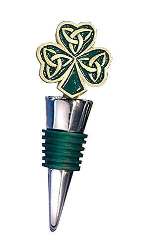 Shamrock Trinity Love Knot Bottle Stoppers (Set of 72)