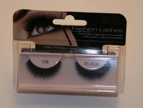 Ardell Eyelashes Fashion Lashes - 136 Black by Ardell