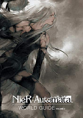 NIER AUTOMATA WORLD GUIDE HC 02