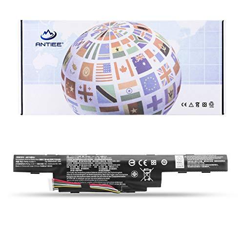 ANTIEE 5600mAh AS16B5J AS16B8J Laptop Battery for Acer Aspire 15.6' inch E5-575G E5-575G-53VG E5-575G-75MD E5-575G-5341 E5-575-33BM F15 F5-573G 57DS 59WT 52PJ 52M7 53V1 Series 3ICR19/66-2 3INR19/66-2