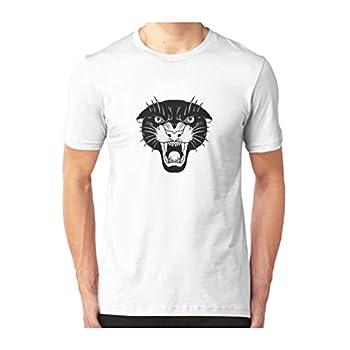 Old School Cougar Tattoo Roaring Tshirt Classic T ShirtPremium,TeeShirt,HoodieforMenWomen UnisexFull