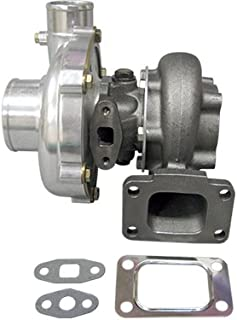 T3 T04E Ceramic Ball Bearing Turbo Charger 4 Bolts .60 .63AR Stage 3