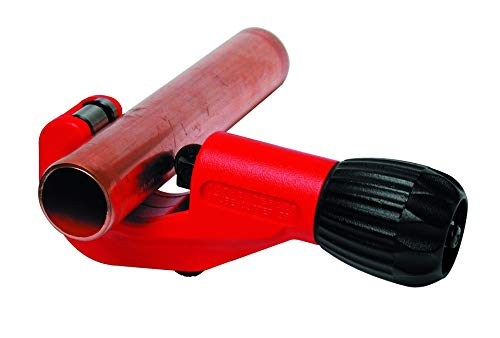 Rothenberger Tube Cutter 35 Rohrabschneider (Kupfer-,Messing-, Aluminium und dünnwandige Stahlrohre von Ø 6-35 mm) 70027