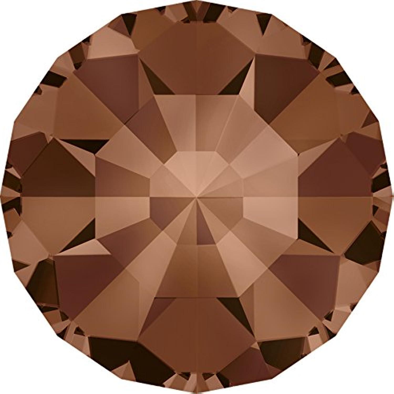 orden ahora disfrutar de gran descuento Cristales de Swarovski 34636 Piedras rojoondas 1100 1100 1100 PP 5 Smoked Topaz F, 1440 Piezas  marca famosa