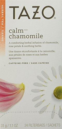 Tazo calm chamomile Tea Bags, 1.1oz, 24 filterbags