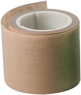 3 in x 25 7//32 in 120 Mesh 1 Per Case 3M 51766-case Diamond Cloth Belt 651Wy Coating Flute Brown Diamond Cut Cutting Angle