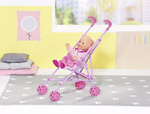 Zapf Creation 826478 Baby Born Stroller