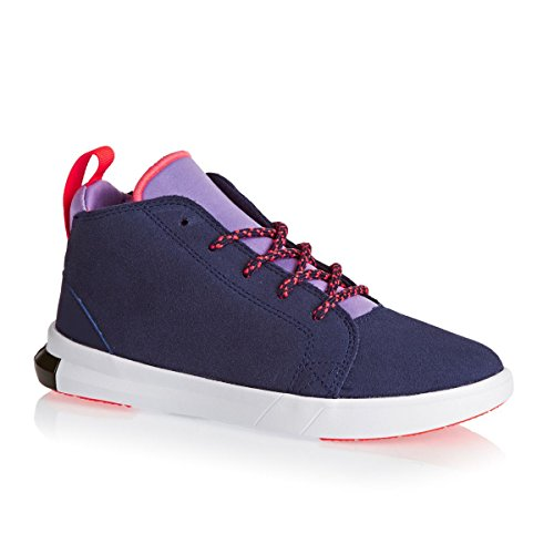 Converse Trainers - Converse Girl's All Star Easy Ride Shoes - Japanese Eggplant/Frozen Lilac