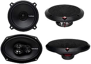 Rockford Fosgate R1525X2 Power 6x9 Inch Full Range Motorcycle 3 Way Speaker