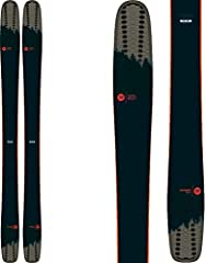 Maximum Flotation - Powder Rocker offers effortless float and control in deep snow with energy and grip for progressive freeride performance Balanced flex, Full Power - Carbon Alloy Matrix creates a balance of flex, edge grip and vibration absorption...