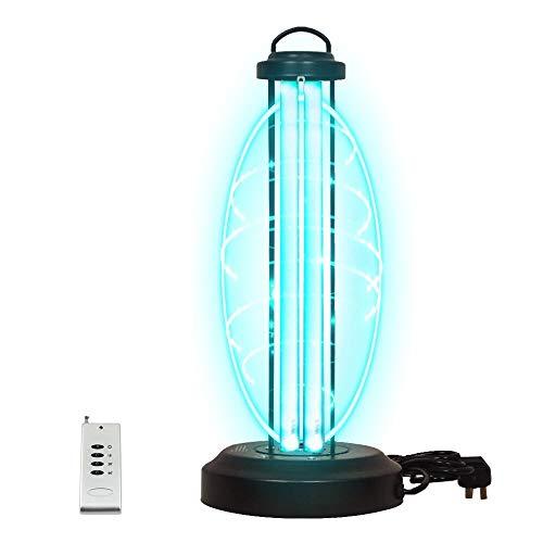 WTL UV-Desinfektionslampe 38W 220V, ferngesteuerter Sterilisator für zu Hause (UV)