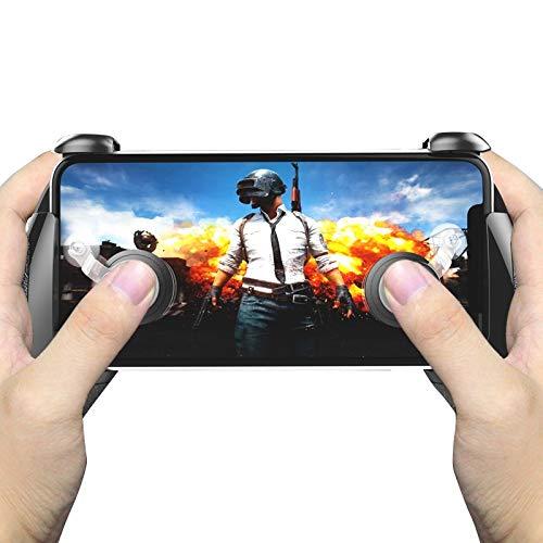 LBSJW Juego de la Palanca de Mando RK Juego Noveno Ganador de Pollo Gamepad (Negro) Wireless Game Controller (Color : Black)