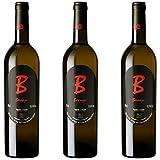 Txakoli Berroja Vino blanco - 3 botellas x 750ml - total: 2250 ml
