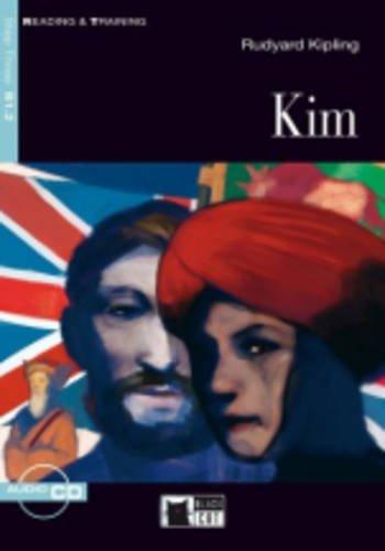 Kim+cd [Lingua inglese]: Kim + audio CD
