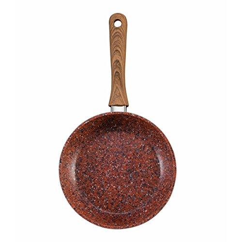 JML Copper Stone Pans met GRATIS Aroma Deksel