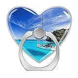 NSNNS Soporte de Agarre para teléfono móvil, con Agarre Extensible para teléfono móvil, rotación de 360°, Agarre Plegable y Soporte para teléfonos y tabletas. Hermosa Menorca.