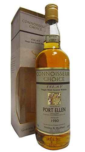 Port Ellen (silent) - Connoisseurs Choice - 1980 17 year old Whisky