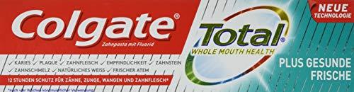 Colgate Total Plus Gesunde Frische Zahnpasta, 75ml