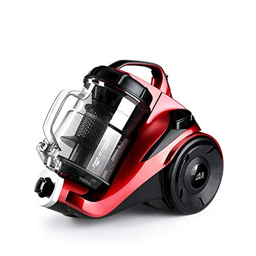Fantastic Deal! Cacoffay Small Household Vacuum Cleaner Mute Strong High Power Wash Layer Anti-Dust ...