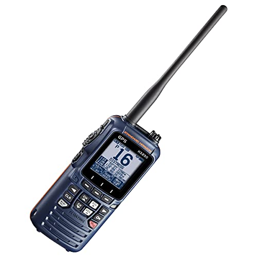 STANDARD HORIZON HX890NB Marine Two Way Radios, Small