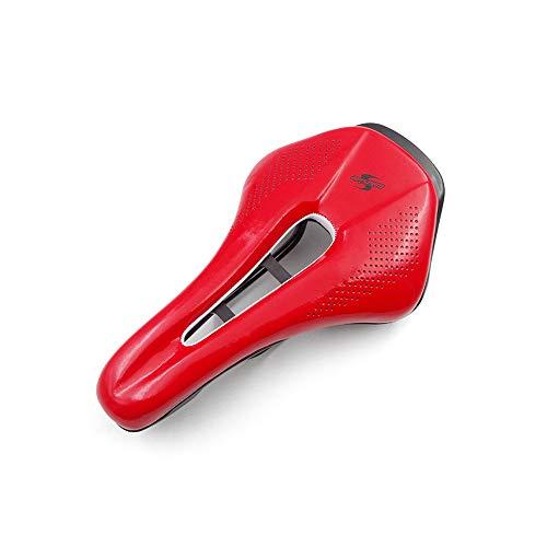 ZTXZXC Fietszadel voor Man Open Road Tt Timetrial Tri Triathlon Race Mtb Fietsstoel Fietszadel Onderdeel, Ergonomische Dual Pad Fietszadel
