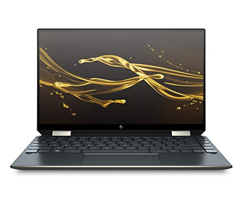 "HP Spectre x360 13-aw0007nf PC Ultraportable Convertible et Tactile 13,3"" FHD IPS Bleu (Intel Core i7, RAM 8 Go, SSD 1 To, AZERTY, Windows 10)"