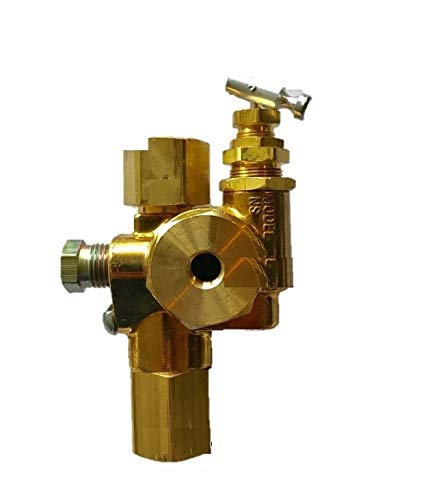Gas Air Compressor unloader valve pilot check valve combination 145-175 NSG1