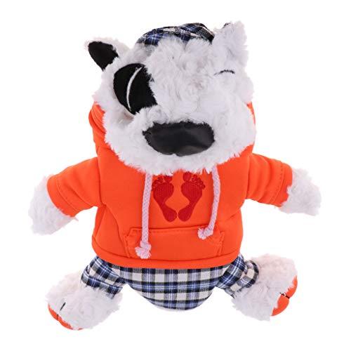perfk Golf Holz Driverkopfhüllen Driverhauben Headcover Schlägerhaube für Golfschläger - Hund