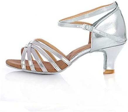 526 Sexy Wear-Resistant Stiletto Adult Latin Dance Shoes Sandals