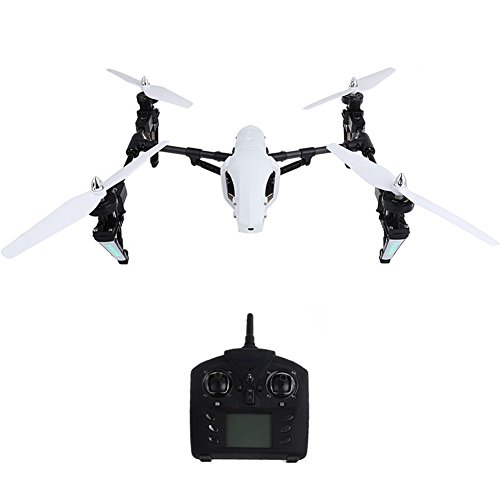 Kingtoys WLtoys Q333 - C 720P Camera da 2.4G 4CH Giroscopio da 6-Assi RTF RC modalità Headless Quadcopte con Ritorno Automatico