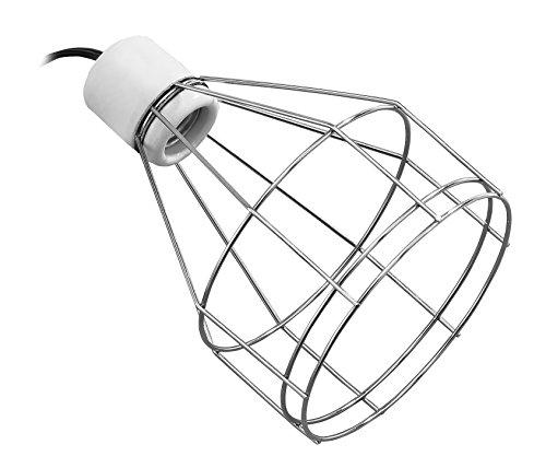 Exo Terra Drahtlampe mit Porzellanfassung Wire Light bis 150W