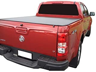 Tuff Tonneaus Holden Colorado Dual Cab Genuine No Drill Clip On Tonneau Cover
