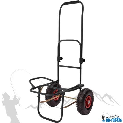 DD-Tackle Transportkarre Trolley schwarz Karpfen Transportwagen