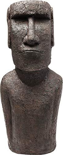 Kare Design Deko Objekt Easter Island 59cm, besonderes Accessoire für das Wohnzimmer, in verschiedenen Größen erhältlich, (H/B/T) 59 25 20