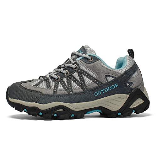 Men's and Women's Sports Shoes,Zapatillas con Suela pisada,Zapatos de Senderismo de caña Baja.Ligeros.Transpirables.Informales y de Gran tamaño para Exteriores-E_38#
