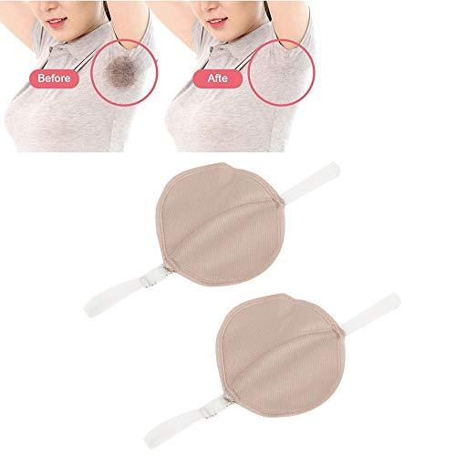 1 Paire De Underarm Pads Sweat, Réutilisables Aisselle Pads Shields, Séchage Rapide Sweat-Absorbant Tapis pour Femmes Hommes